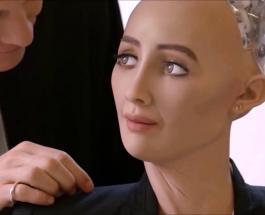 Робот получил гражданство Саудовской Аравии и уникальные привилегии