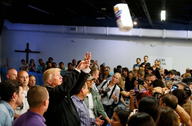 Трамп избавил Пуэрто-Рико отвнешнего долга в70 млрд. долларов