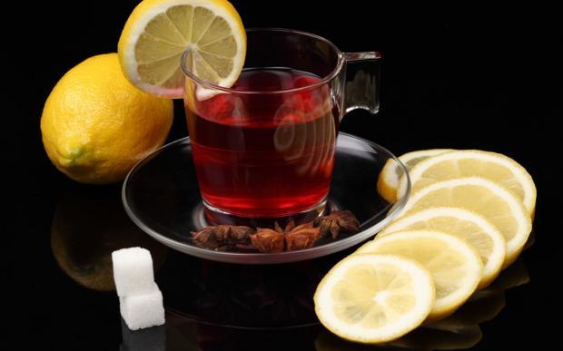 Как похудеть на черном чае