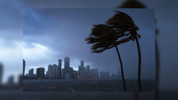 Всторону США движется очередной шторм