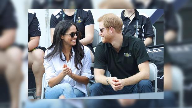 Стали известны детали отношений принца Гарри имамы Меган Маркл