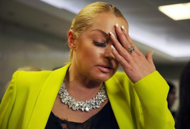 Бывшая домработница Анастасии Волочковой ответила наобвинения вворовстве