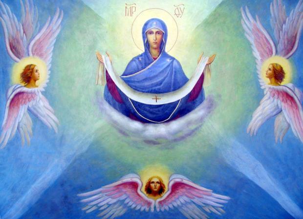 Богородица Покров