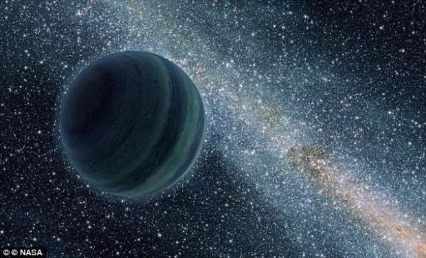 Ученые отыскали вСолнечной системе девятую планету