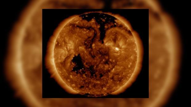 Ученые предупредили омагнитных бурях, которые обрушатся наЗемлю 24