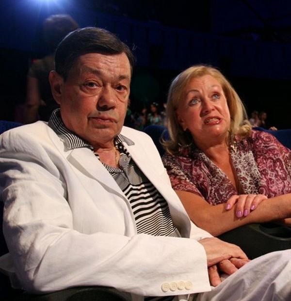 Осостоянии Николая Караченцова поведала его супруга