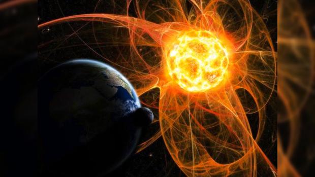 Землян ожидает  полугодие мощных магнитных бурь