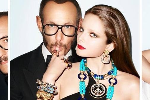 Терри Ричардсон занесен вчерный список журналов Vogue, GQиVanity Fair