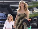Хайди Клум и ее дочь Ленни