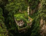 Заброшенная мельница в Италии