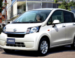 Daihatsu Move (длина 3395 мм)