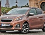 Peugeot 108 (длина 3475 мм)