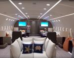 Как выглядит внутри безумно роскошный единственный в своем роде Боинг 787 Дримлайнер