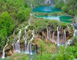 Водопад Саставци, Хорватия