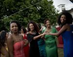В бразильской тюрьме прошел конкурс красоты: женщина везде может быть прекрасной