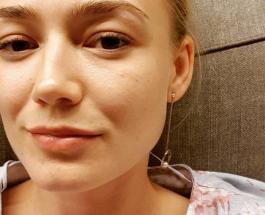 Оксана Акиньшина похвасталась снимком дочери: третий ребенок актрисы уже учится ходить