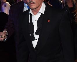 Джонни Депп появился в нетрезвом виде на мировой премьере фильма