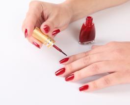 Советы для девушек: как высушить лак для ногтей за рекордно короткое время
