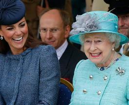 Как выглядит свадебный подарок Елизаветы II который она одалживала Кейт Миддлтон