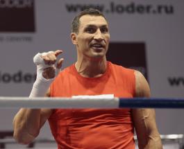 Владимир Кличко заявил о готовности вернуться в большой бокс