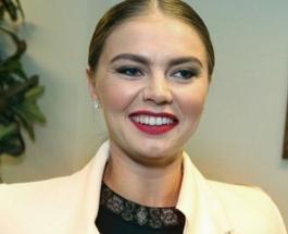 Алина Кабаева: кожаный наряд гимнастки восхитил поклонников