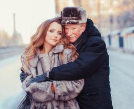 87-летний Иван Краско наконец-то решился на рождение ребенка от молодой супруги
