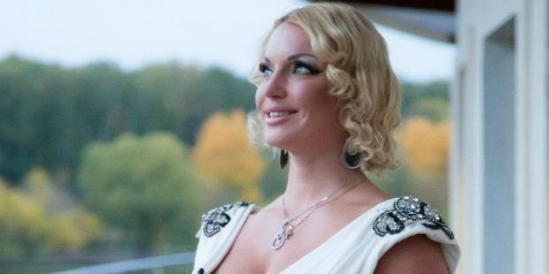 ВЧереповце Анастасия Волочкова даст благотворительный концерт «Симфония добра»