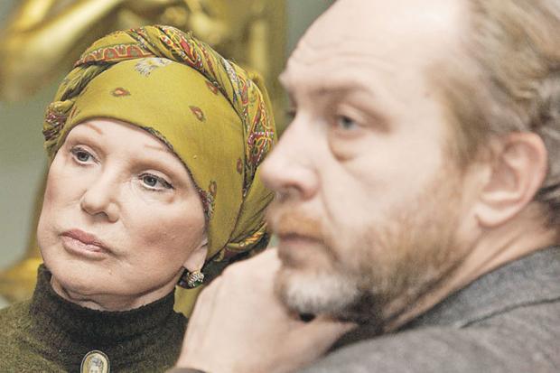 Прежний супруг Людмилы Гурченко поведал опоследних часах жизни артистки