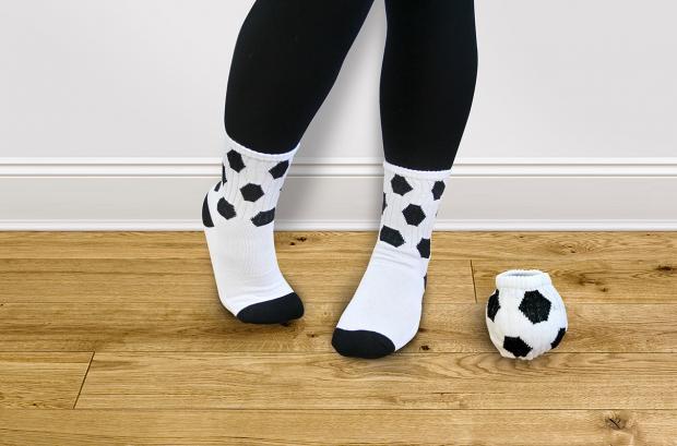 Китайские ученые создали необычайный носки для мужчин