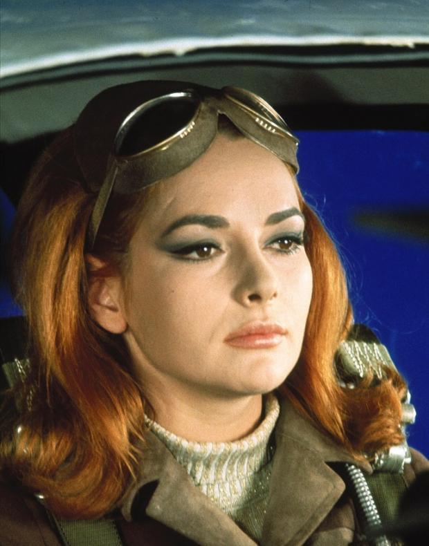 ВГермании скончалась сыгравшая одну из«девушек Бонда» артистка