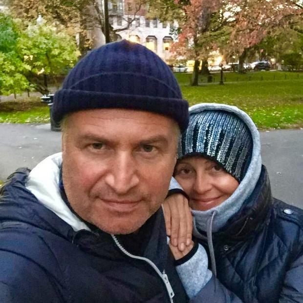 Леонид Агутин обнародовал фото Анжелики Варум без макияжа