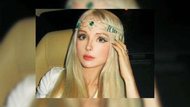 Одесская Барби сменила стиль  Валерия Лукьянова отказалась от образа ... 48a34ffa8c5d8