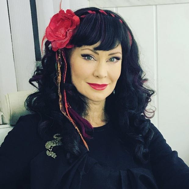 Нонна Гришаева в образе медсестры: актриса поделилась ...
