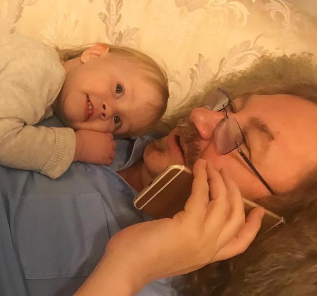 Николаев, дочка