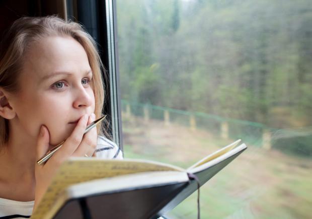 Девушка и дневник