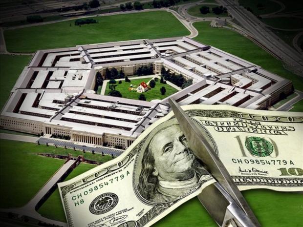 военный бюджет пентагона
