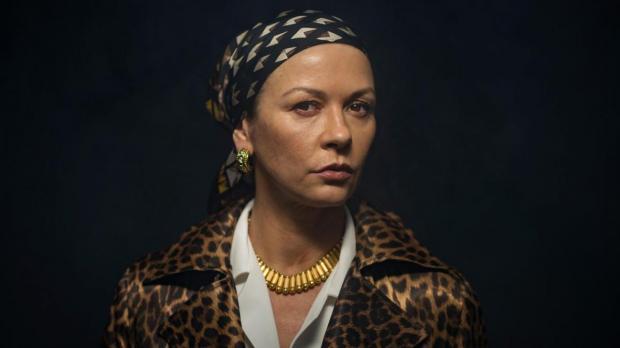 Кэтрин Зета Джонс показала свою работу вновом кинофильме «Крестная мать кокаина»