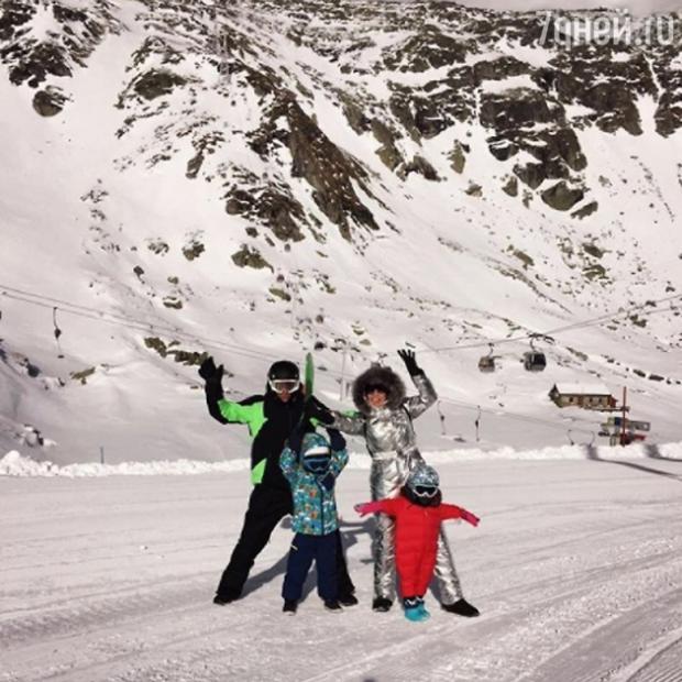 воля лыжи