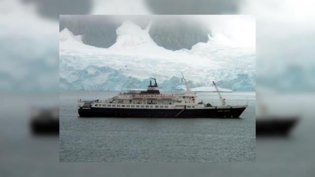 Английские СМИ поведали о«российском» корабле-призраке воФлориде