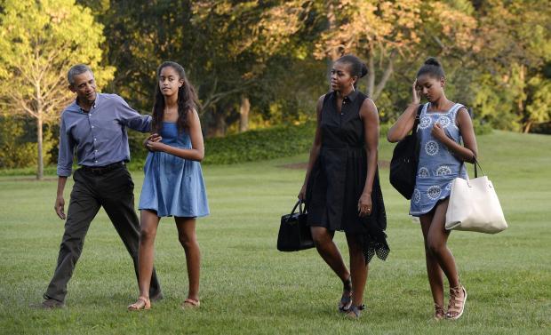 Малия Обама