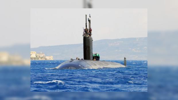 Взоне поисков подлодки «Сан-Хуан» прогремел аномально-мощный взрыв