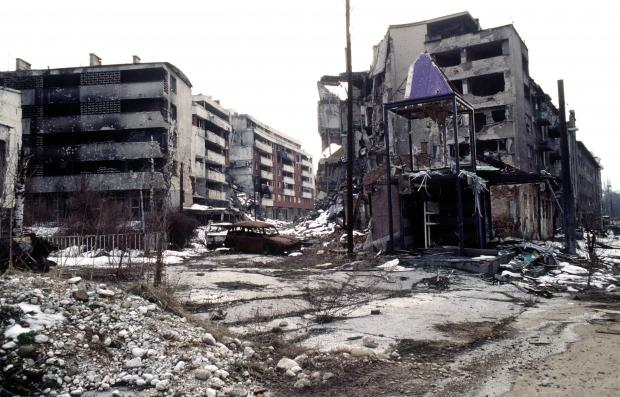 Председатель МТБЮ объявил озакрытии трибунала побывшей Югославии