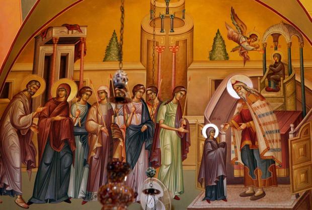 Сегодня праздник Введения вохрам Пресвятой Богородицы: традиции инародные приметы