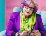 Украинская звезда Инстаграм: 58-летняя бабушка-хипстер покоряет сердца пользователей Сети