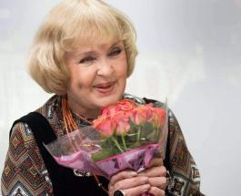 Ада Роговцева награждена государственной премией имени Александра Довженко