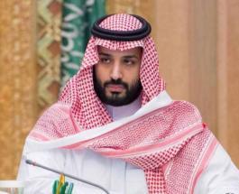 """Принц Саудовской Аравии стал """"Человеком года-2017"""" -  выбор читателей авторитетного журнала"""