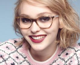 Лили-Роуз Депп в кружевном наряде вызвала восхищение публики на модном показе