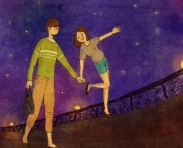 Любовь живет в мелочах: невероятно трогательные иллюстрации об отношениях и семейной жизни