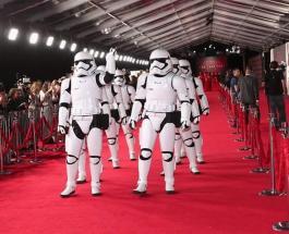 Звездные войны 8 эпизод: какие знаменитости посетили премьеру фильма