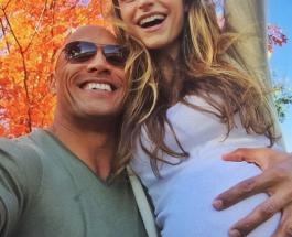 Дуэйн Джонсон снова станет отцом: уже известен пол будущего ребенка звезды